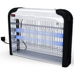 PestZilla UV Electronic Bug Zapper Review